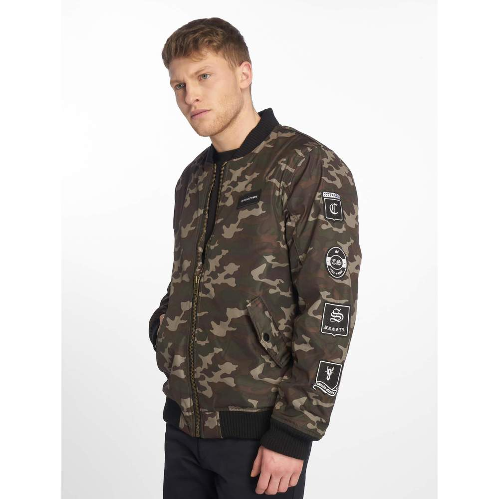 Bomber jacket Stereo in