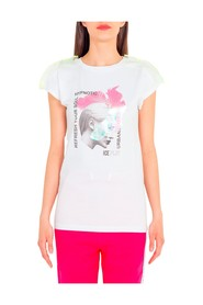 T-shirt con stampa F071 P430