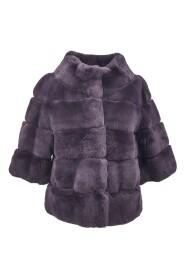 FM 1053 Fake Fur Jacket