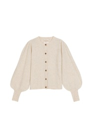 Teddy Knit Cardigan