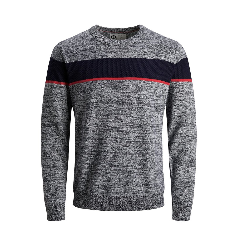 Knitted Pullover Striped pullover
