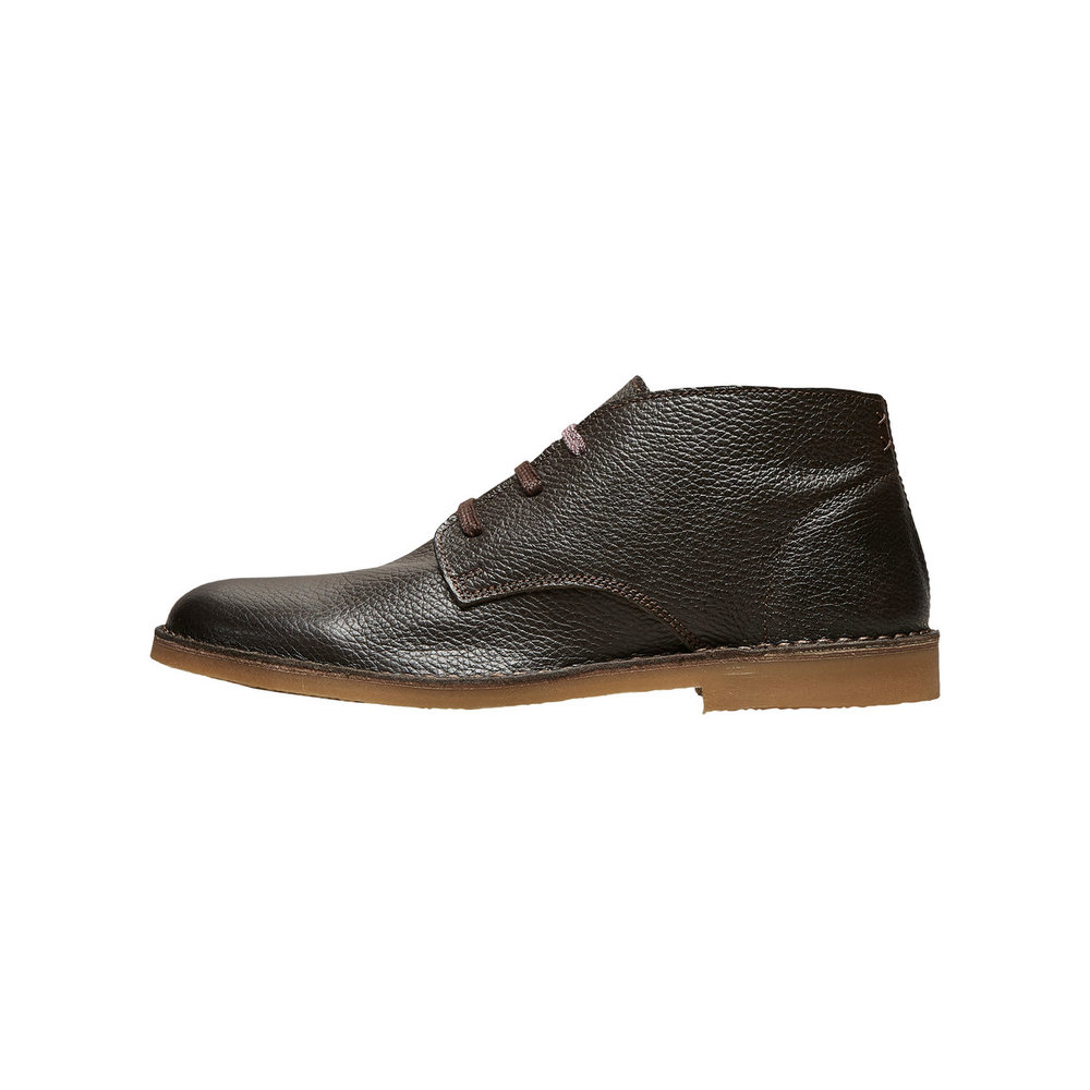 Boots Desert leather