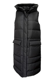 VEST DOWN PARKA WOMAN