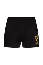Sport shorts with logo