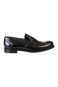 Tunbridge leather loafers
