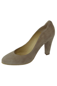 Beige skowolter by wolter pumps