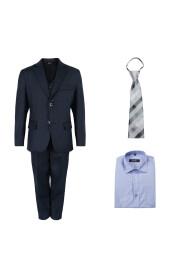 Blå Salto Dresspakke