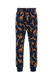 Giraffe print Sweatpants
