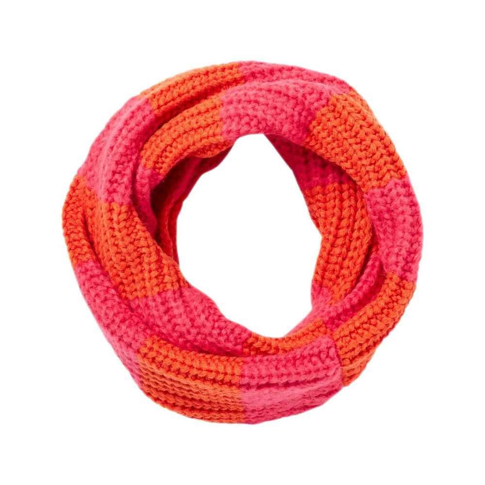 Scotch R´Belle Chunky Knit Tunnel Scarf Pink