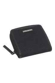 Pre-owned GG Canvas Coin Pouch