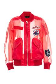 TECHNICAL ORGANDY BOMBER