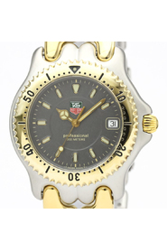 Sel Quartz Plated,Stainless Steel Watch WG1120
