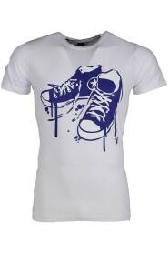 T-shirt - Sneakers