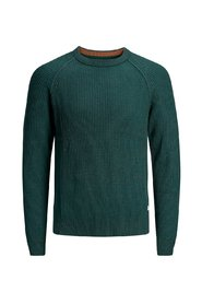Jumper Textured crew neck