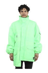 Balenciaga Coats Green