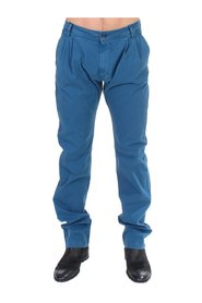 Cotton Straight Fit Chinos