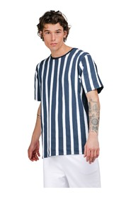 Andreas Stripe Box Tee