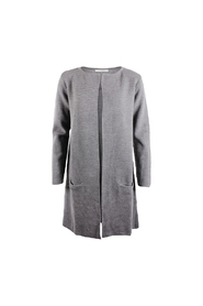 MARY CARDIGAN SWEAT GREY
