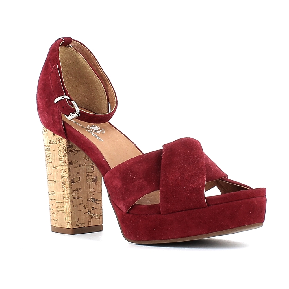Janet & Janet Red Sandals 39854P17 Janet & Janet