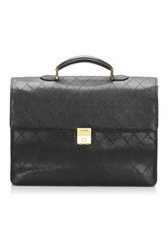 Timeless Leather Business Bag