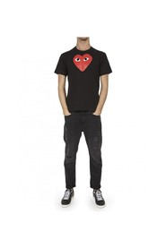 PLAY T-shirt with big heart