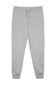 Gray cotton and tencel joggers - AARION