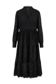 Midi dress Broderie