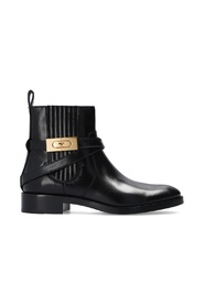 Sierra leather ankle boots