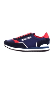 TRUSSARDI 77A00151-9Y099999 Trainers Men WHITE RED