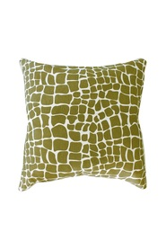 Cape Town Cushion Cover Olive 50x50cm