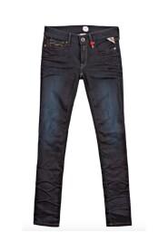 Blå Replay Anbass Rådenim Herre Jeans