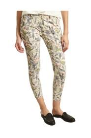 Sandy Floral Print 7/8 Length Trousers