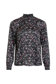 Long Sleeved Top Floral