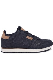 Sneakers Ydun Croco Black WL048 020