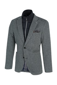 jacket with zip-out insert