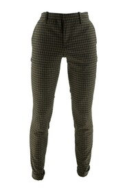 Trousers Cotton Check 6846 1256 085