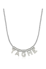 Tag Me Necklace