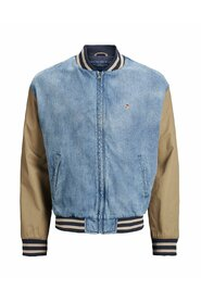 Denim jacket Varsity