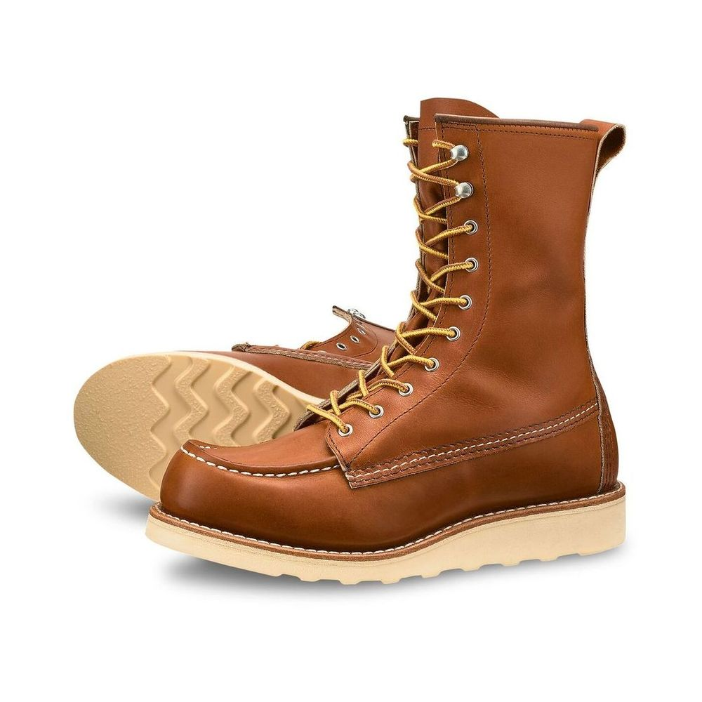 8-inch Boots