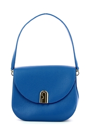 Sleek S shoulder bag