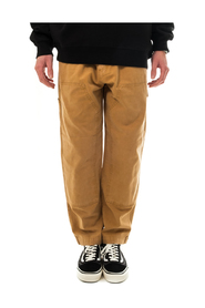 WASHED CANVAS WORK PANTS 116457.GLD