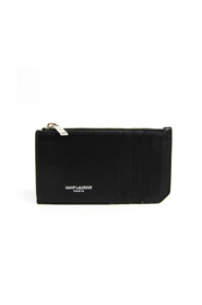 Pre-owned 609362 Leather Card Case