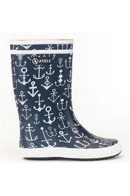 Aigle - Gummistøvle, Lolly Pop -  Dark Navy / Anchor