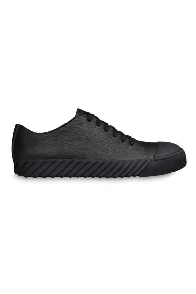 Svart Ashbourne Sneakers | Tiger of Sweden | Sneakers