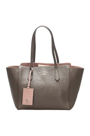 Swing Leather Tote Bag