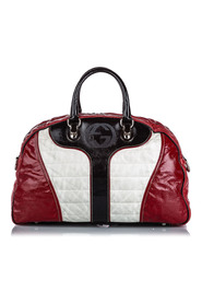 Patent Leather GG Weekender