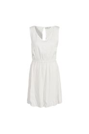 Ichi Bazto Dress White