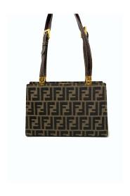 Zucca pattern soulder bag