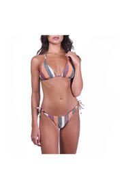 Striped Delilah bikini