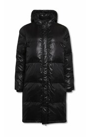 Jolene Shiny Poly Coat